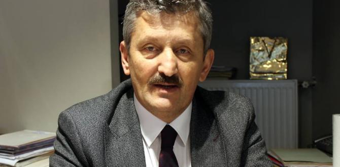 ZEKİ TOSUN, MHP'NİN 50. YILINI KUTLADI