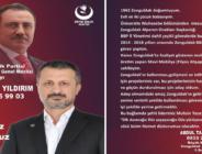 TANER YILDIRIM (BBP Zonguldak 1. Sıra il Genel meclisi adayı)