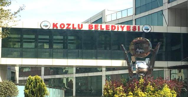 KOZLU BELEDİYESİ'NDE NELER OLMUŞ!