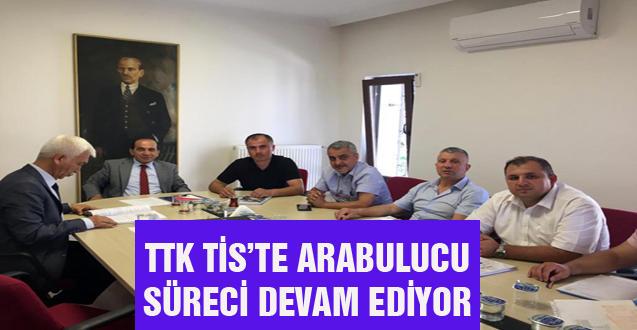 TTK TİS'TE ARABULUCU SÜRECİ DEVAM EDİYOR