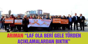 """ARIMAN""""LAF OLA BERİ GELE TÜRDEN AÇIKLAMALARDAN BIKTIK"""""""