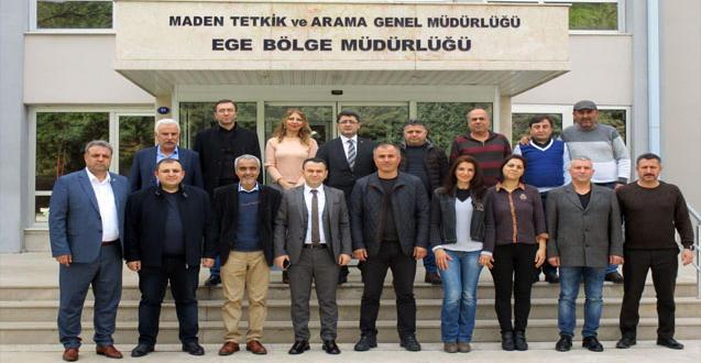 GMİS'İN MTA BÖLGELERİNE ZİYARETLERİ DEVAM ETTİ