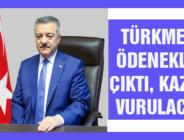 POLAT TÜRKMEN'DEN TARIM OSB MÜJDESİ