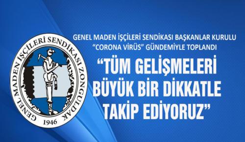 """""""TÜM GELİŞMELERİ BÜYÜK BİR DİKKATLE TAKİP EDİYORUZ"""""""