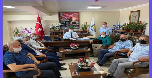 FİKRİ ASIM DERNEĞİ'NDEN KARAYILMAZ'A ZİYARET