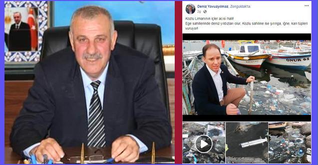 BEKTAŞ'TAN, YAVUZYILMAZ'A TEPKİ!