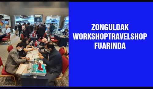 ZONGULDAK WORKSHOPTRAVELSHOP FUARINDA
