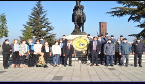 PTT 181'İNCİ YILINI KUTLADI